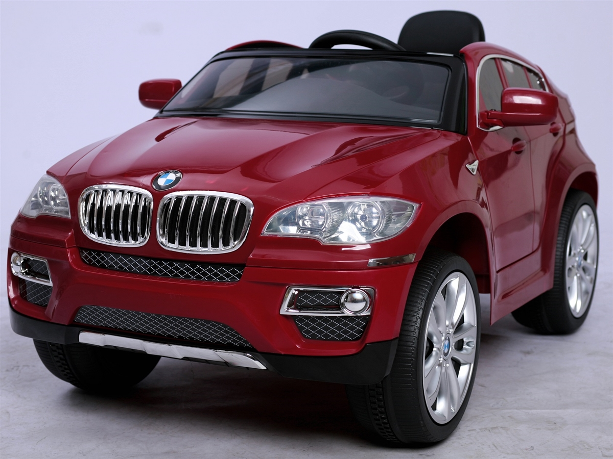 bmw x6 kinderfahrzeug elektroauto mit fernbedienung. Black Bedroom Furniture Sets. Home Design Ideas