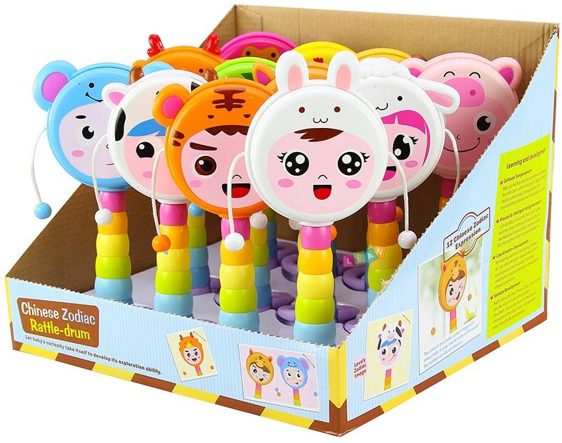trommel rassel traditionelles chinesisches spielzeug spielzeug f r babys. Black Bedroom Furniture Sets. Home Design Ideas