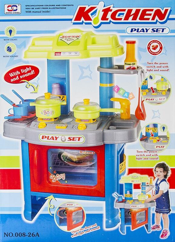 Kuchnia dla ma ej gosposi kitchen set for Kitchen set zabawka