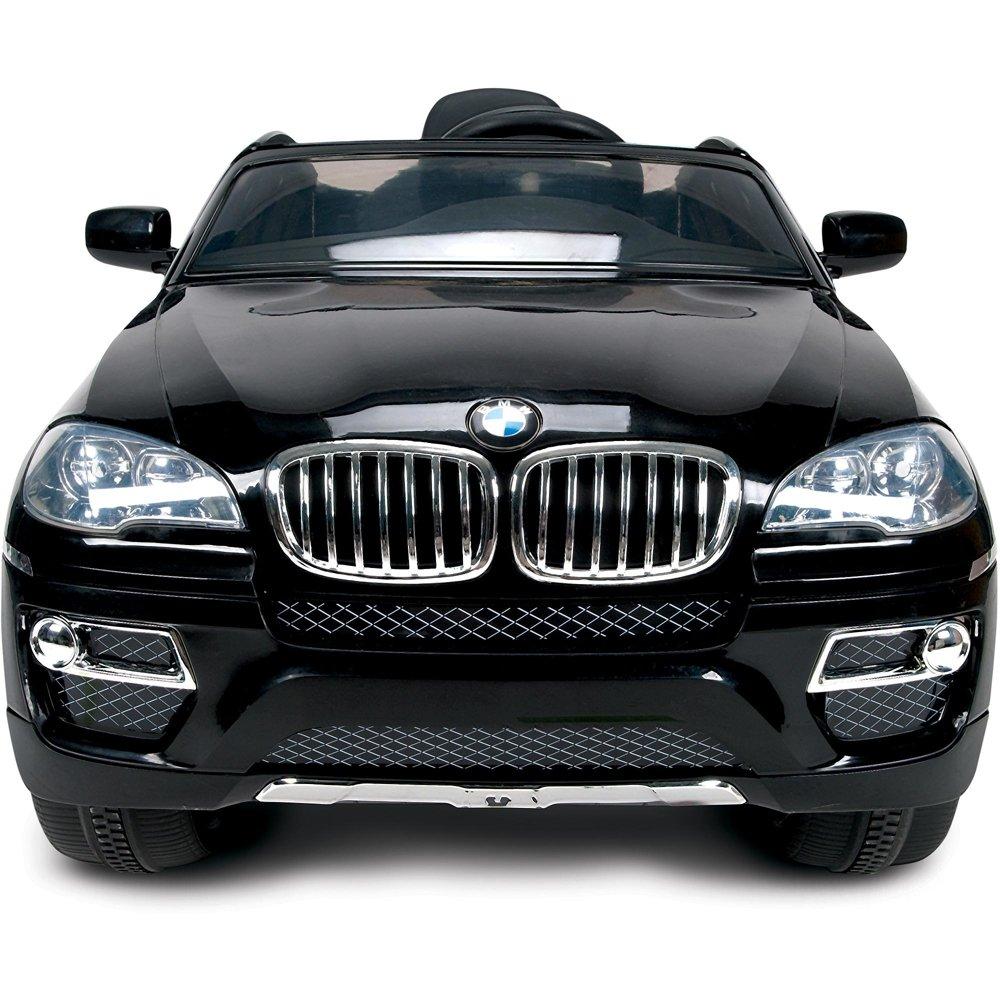 Bmw X6 Toy Car: Auto Na Akumulator BMW X6 Czarne