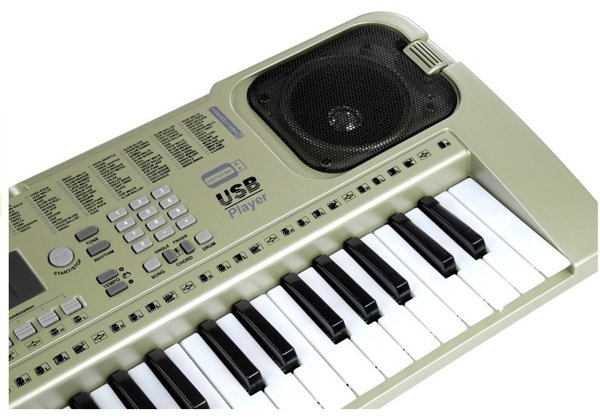 MQ807 organy keyboard pianinko USB